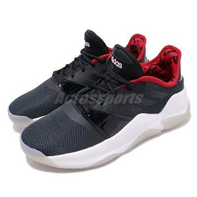 186a012f605 ADIDAS STREETFLOW BLACK Grey Red White Men Basketball Shoes Sneakers F37041