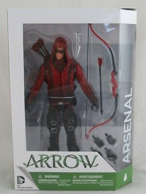 Arrow Arsenal Action Figure DC Collectibles Series 7