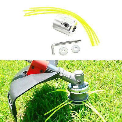 Universal Aluminium Line Head Double Trimmer Head Bobbin Gasoline Brushcutter