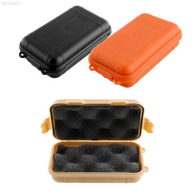 33F5 3 COLORS portable Plastic Waterproof Airtight Case Container Storage Box