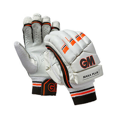 Gunn & Moore 2018 Mana Plus Batteur Cricket Gant Protection Blanc/Rouge