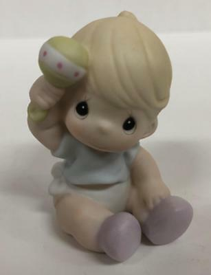 Precious Moments Figurine Infant Son New with Box