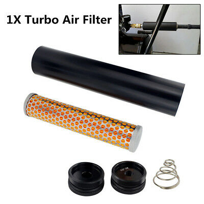"""New 1/2-28"""" 1/2""""Low Profile Fuel Filter Turbo Air Filter For Napa 4003 WIX 24003"""