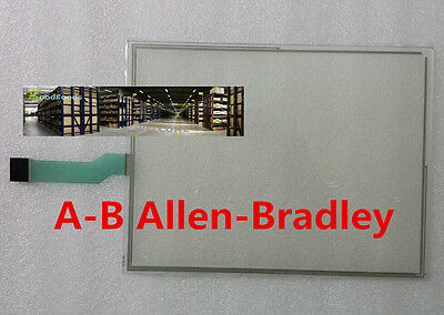 NEW FOR Allen Bradley  2711P-T10C4A7 Touch Screen Glass