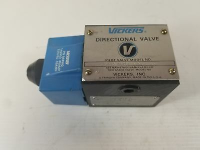 Vickers 879249 DG4S4 012A B 60 Directional Control Valve