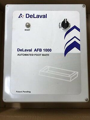 Delaval AFB 1000 Controller