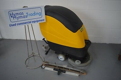 Lavor SCL Easy R Scrubber DRIER. 2004 model BRAND NEW OLD STOCK, UNUSED