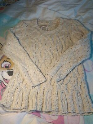Ladies Warm Jumper,  woolly Pullover, Authentic, Size 18
