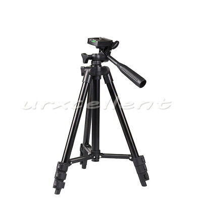 Portable Aluminium Alloy Tripod Stand for Digital Camera Camcorder DV SLR Travel