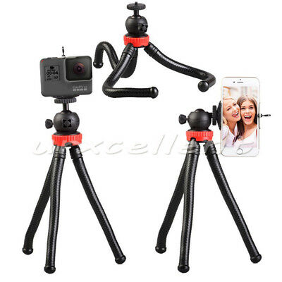 Mini Portable Flexible Octopus Tripod Stand Mount Holder for Phone Camera Gopro