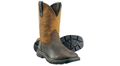 84150228ac6 ARIAT MEN'S BOOTS Dalton Square-Toe Western Work Boot Size 12 EE