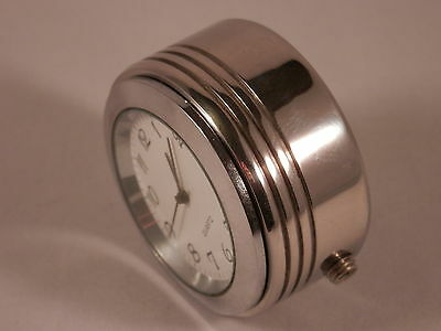 Royal Enfield Bullet high quality stem nut clock.