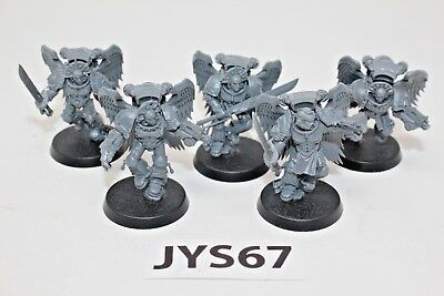 Warhammer Space Maines Blood Angels Sanguinary Guard - JYS67