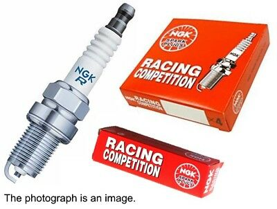 NGK R7435-9 Racing plug 4pc ( Terminal Shape : Integrated type )