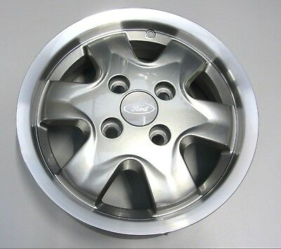 Genuine Ford Ka  Spoke Star Design Alloy Wheel Wheels Anthracite