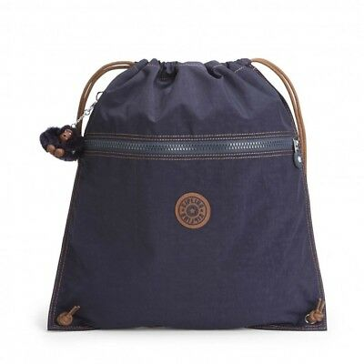 Tan College Up Block Mochila 83 00Picclick Kipling Fr Eur Blue by7gf6