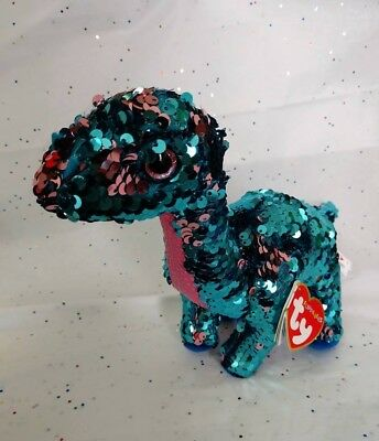 0653ca57f57 Flippables Tremor TY Beanie Boos Sequin - 6