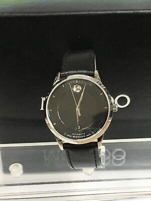 Movado  1881 Automatic Watch Box Papers