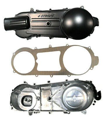 GY6 150CC CRANKCASE COVER (LH) LONG CASE with GASKET