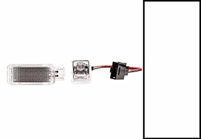 2x LED Modul 18 SMD Fußraumbeleuchtung Mercedes CLA C117 Coupe Weiß 7201