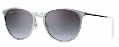 2f16c1550d New Ray-Ban Highstreet Erika Metal Grey Gradient Round Sunglasses Rb3539  90788G