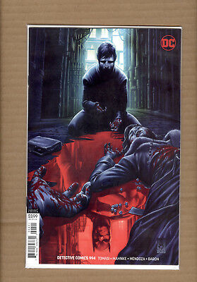 Detective Comics #994 Mark Brooks Variant Dc Comics 2018 Nm