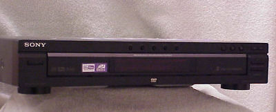 SONY DVP-NC675P === 5 Disc PScan DVD/CD/SVCD/VCD player w/DigitalOut Remote *