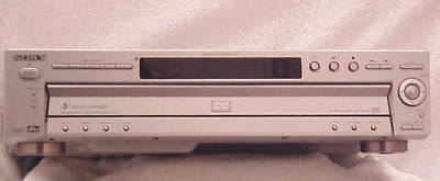 SONY DVP-NC600 === 5 Disc DVD/CD/VCD Changer/Player w/Digital Output  w/Remote