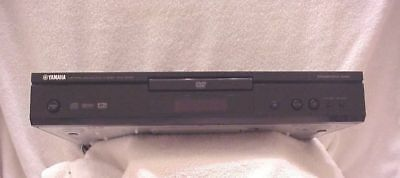 YAMAHA DVD-S540 === High End Progressive Scan DVD Player w/DigitalOut & Remote *