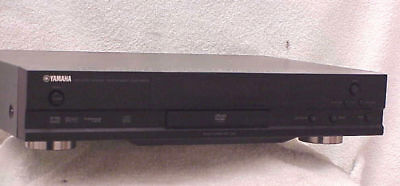 YAMAHA DVD-S520 === TruSurround 3D Sound DVD Player w/Digital Output (@)
