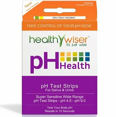 pH Test Strips 120ct Quick & Accurate Results
