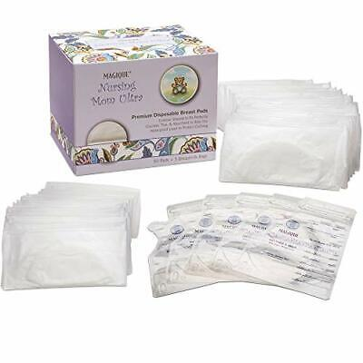 Breastfeeding Nursing Pads - Ultra Ever Dry, Disposable Breast Pad - Breast Feed