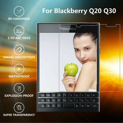 HD Premium Tempered Glass Screen Protector for Blackberry Q20 Classic