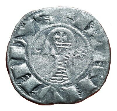Crusaders - Principality of Antioch. Bohemond IV (1201-1233). AR Denar