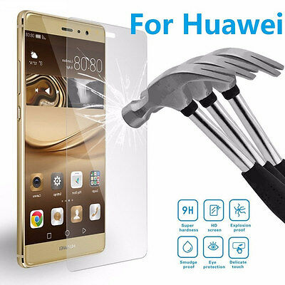 (2 Packs) HD Premium Tempered Glass Screen Protector for Huawei Nova Plus