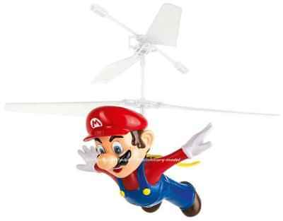 Nr Stadlbauer Marketing RC Flying Cape Mario 33722648 Super Mario Art