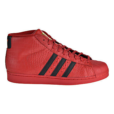 official photos 17214 b72f8 Adidas Originals Pro Model Men s Sneaker Shoes Red Black CQ0873