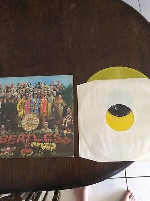 Sgt. Pepper's Lonely Hearts Club Band [180 Gram Vinyl] Produced In Holland 1967.