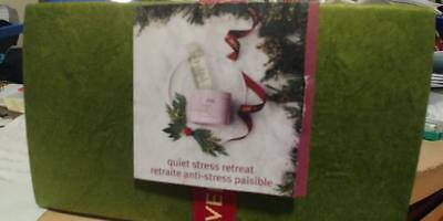 Aveda Stress Fix Soaking Salts and composition oil