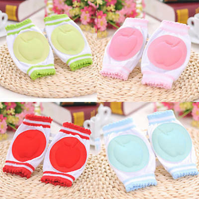 Infant Baby Safety Crawling Elbow Cushion Toddler Knee Pads Knee Protector Pad