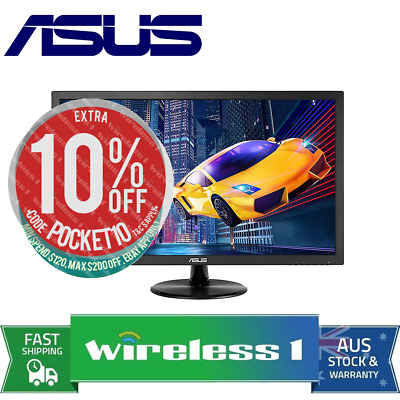 ASUS VP278H 27in FHD 1ms LED Monitor with Eye Care technology