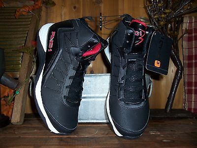 9ae5fe67440 And1 Mens Athletic Shoes Size 7 Mens Sports Basketball School Shoes Black  Red