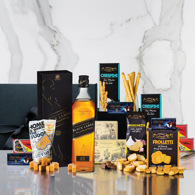 Johnnie Walker and Chocolates Valentines Gift Box