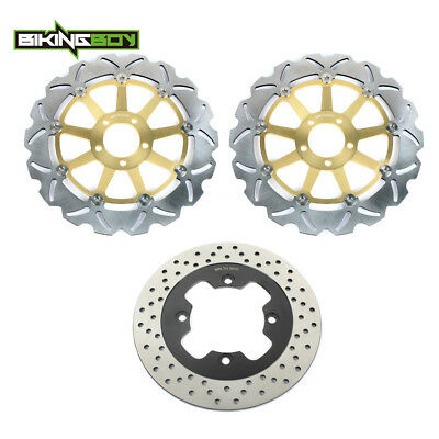 Rear EBC 93-01 Kawasaki ZX1100D Stainless Steel Brake Rotor Rear