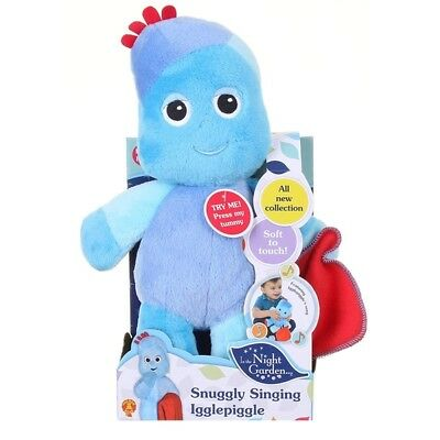 In The Night Garden Large Talking Iggle Piggle Interactive Plush Toy