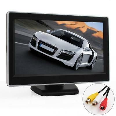 5 Inch TFT-LCD Digital Car Rear View Monitor LCD Display for VCD / DVD / GPS