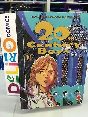 20th CENTURY BOYS N.10 Ed.PLANET MANGA SCONTO 10%