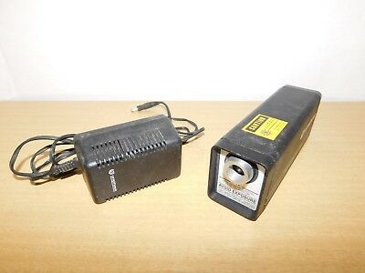 Uniphase Helium Neon Gas Laser Model 1508 With Ac Power Supply