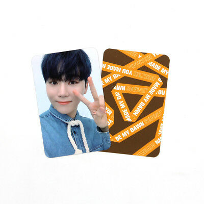 [SEVENTEEN]You Made My Dawn Official Photocard/Eternal Sunshine Ver./B-SEUNGKWAN