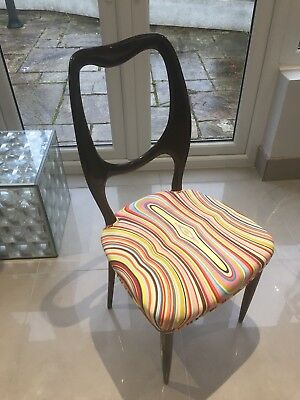 Paul Smith Multistripe 50s Retro Dining Chair (6 Available)